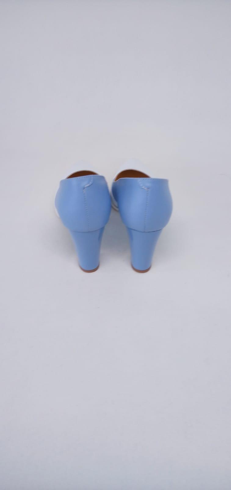 Pantofi din piele naturala in 2 culori