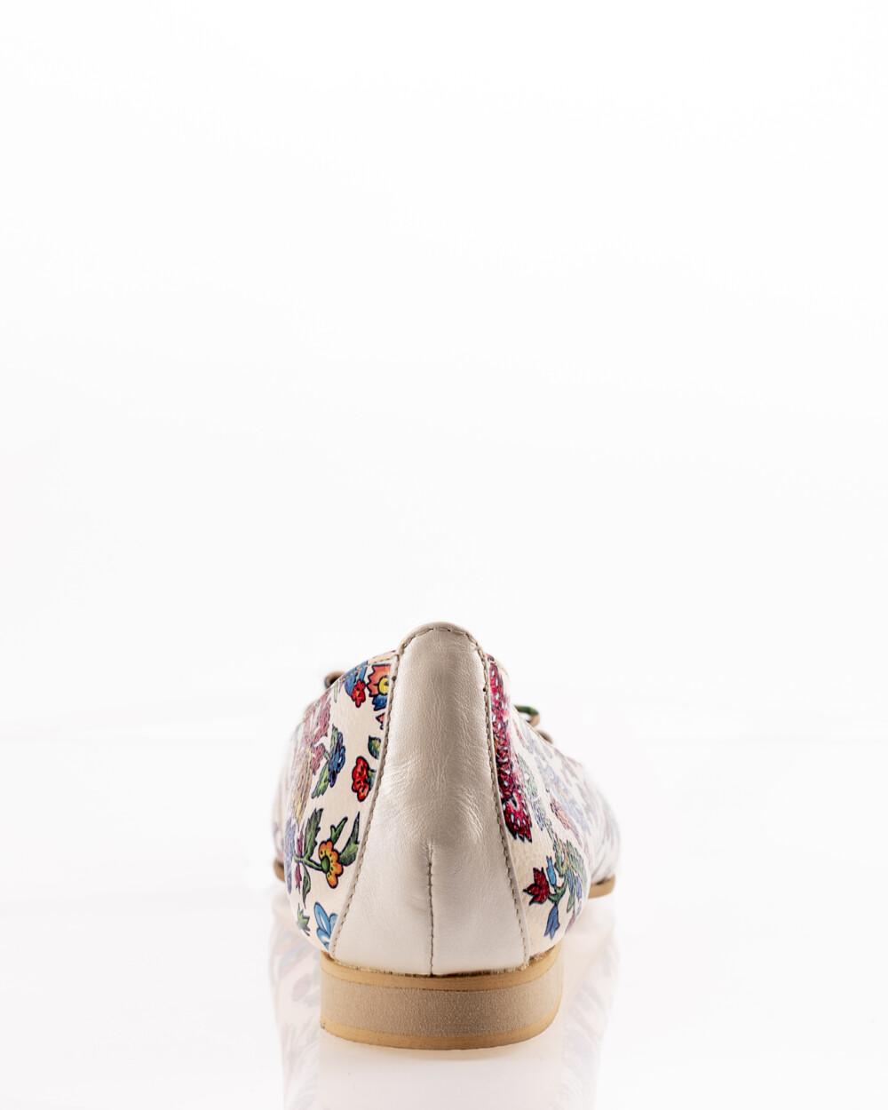 balerini cu flori din piele naturală vreaupantofi.com